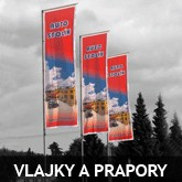 Prapory a bannery