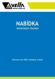 Katalog Mateřšké školky