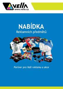Katalog reklamních předmětů