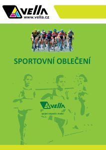 Katalog sportovního oblečení