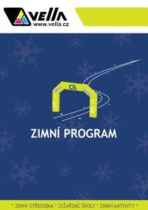 Katalog Zimní program