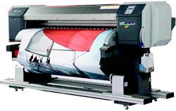 Velkoformátová tiskárna ECO-solventní inkousty