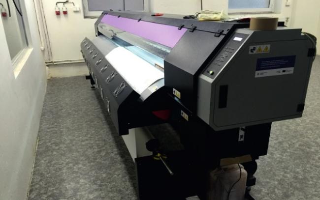 Velkoplošná tiskárna SWJ 320 S4