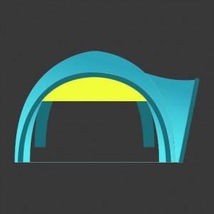 Banner do oblouku pro stany PNEU