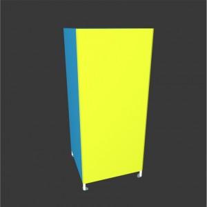 Mobilní stojan pro bannery